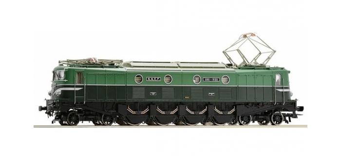 ROCO R79480 - Locomotive électrique 2D2 SNCF. AC