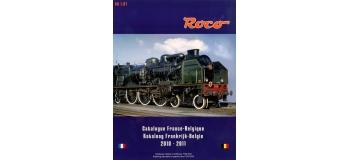 Brochure Roco / Fleischmann, Catalogue France - Belgique 2010/2011