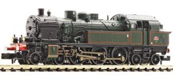FL707802 Locomotive Vapeur 232TC 424, SNCF, Dépôt Ile Napoleon
