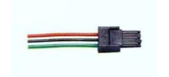 modelisme ferroviaire roco R10602 Fiche mâle de connexion de câbles