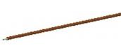 Câble 1 pôle brun