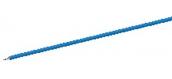 Câble 1 pôle, bleu