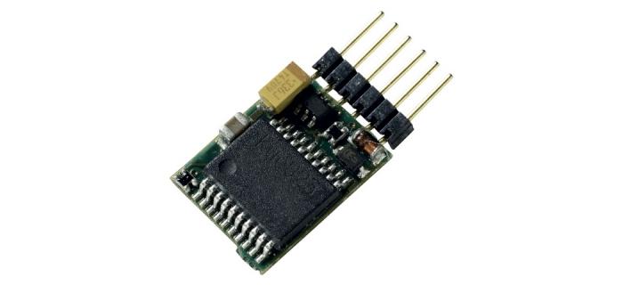 Mini décodeur pour HOe et N (version droite)