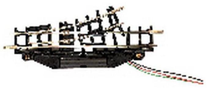 roco 32401 Aiguillage gauche, électrique 24°