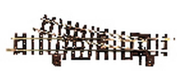 roco 32411 Aiguillage droit 15°
