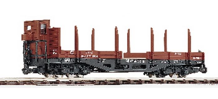 roco 34530 Wagon plats à ridelles