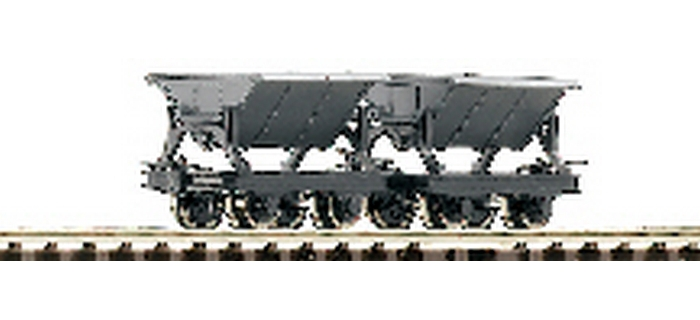 roco 34600 2 wagonnets à bennes basculantes