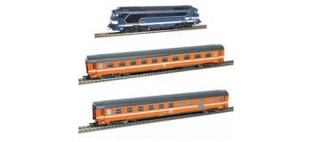 ROCO 41342F10 - Coffret de départ digital, train voyageurs SNCF