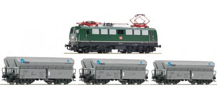 COFFRET TRAIN ELECTRIQUE ROCO 41359