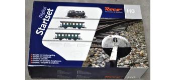 Train électrique : ROCO R41361 - Coffret digital vapeur SNCF