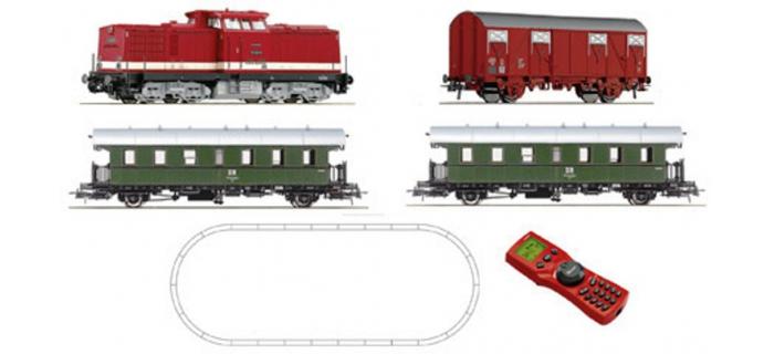 Train électrique : ROCO 41364 - Coffret digital Br110 DR