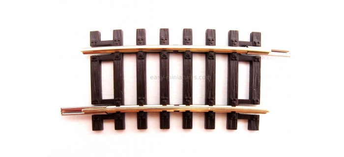 roco R42409 Rail courbe R3, RocoLine, 419.6mm & 7.5°