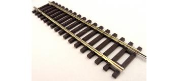 R42411 Rail droit Roco Line, 119 mm