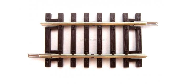 R42413 Rail droit Roco Line, 57.5 mm