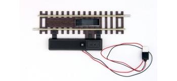 R42419 Rail de dételage Roco Line, 115 mm, électrique