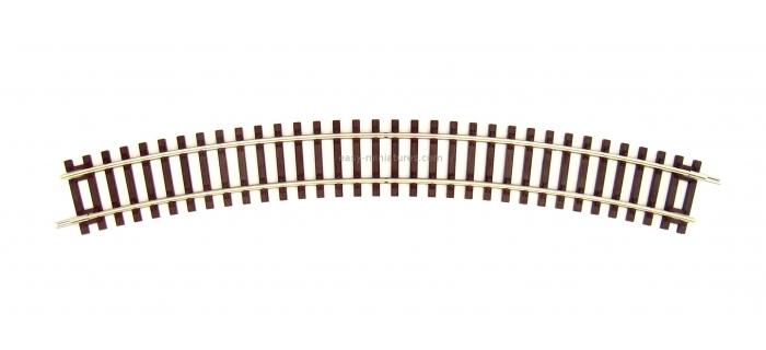R42424 Rail courbe R4 Roco Line, 481.2mm & 30°