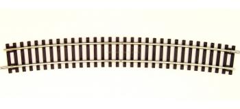 R42428 Rail contre-courbe R10 Roco Line, 888mm & 15°