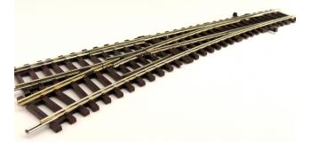 R42440 Aiguillage à gauche Roco Line Wl15