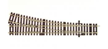 R42441 Aiguillage à droite Roco Line Wr15