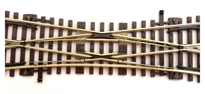 R42448 Traversée jonction simple, EKW 15, Roco Line