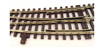 R42470 Aiguillage courbe R5/R6 Roco Line