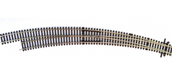 R42476 Aiguillage courbe R9/R10 Roco Line