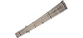 R42488 Aiguillage Roco Line, 10°
