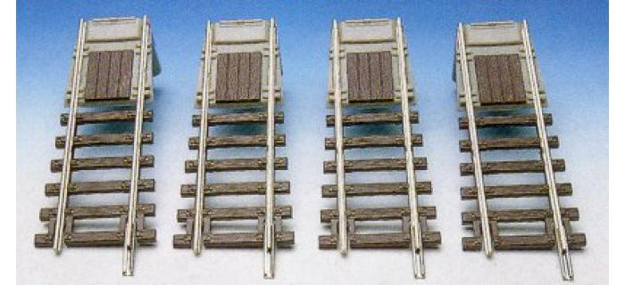 Roco R42616 Sorties de voies DC pour pont tournant