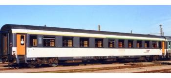 Train électrique : ROCO R45729 - Voiture corail mixte 1/2cl SNCF