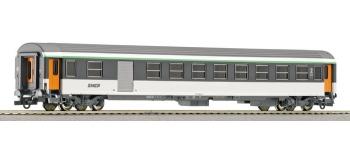 ROCO 45749 - Voiture Corail mixte 2e cl / fourgon, SNCF