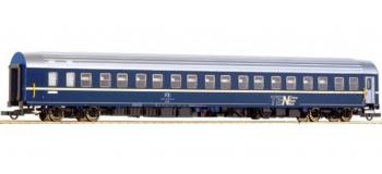 Modélisme ferroviaire : ROCO R64768 - Voiture lit T2S TEN FS