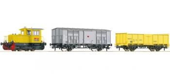ROCO 51144 - Coffret de départ analogique D214, FS
