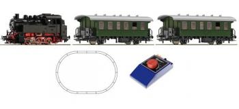 Train électrique : ROCO R51152 - Coffret analogique BR80 DB
