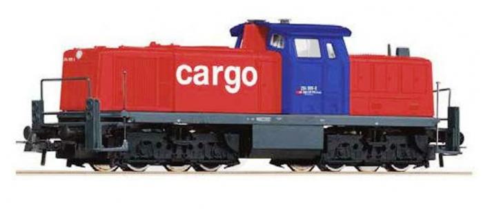 MODELISME FERROVIAIRE ROCO R512251 - Locomotive diesel BR 294 CARGO - Ep. V-VI - SBB