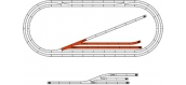Train électrique : ROCO R51251 - Set B complementaire Geoline Set B