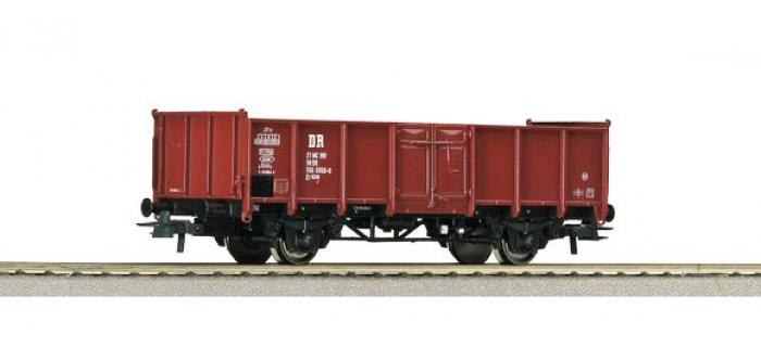 Train électrique : ROCO R56265 - Wagon tombereau DR