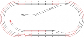 modelisme ferroviaire RAILS roco 61103 Coffret GeoLine D