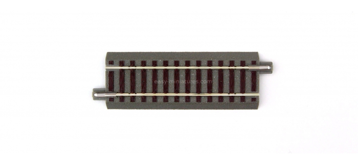 R61113 Rail droit, 100 mm