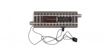 R61118 Rail de dételage, 100 mm, électrique