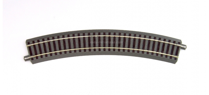R61123 Rail courbe GeoLine R3, 434.5mm & 30°