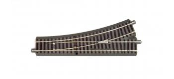 R61140 Aiguillage à gauche GeoLine