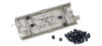R61181 Elements amortisseur de rails