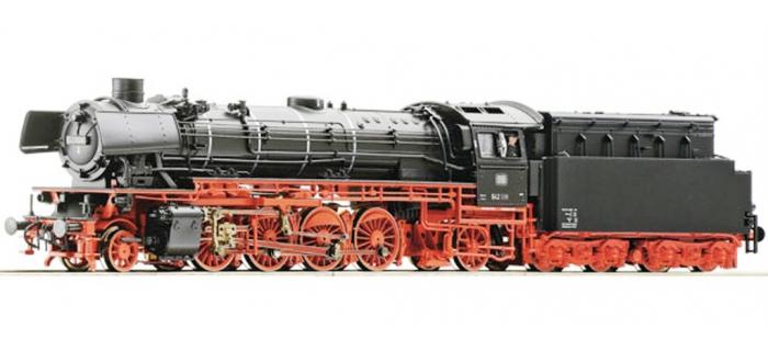 Train électrique : ROCO 62153 - Locomotive Br42 Fuel DB