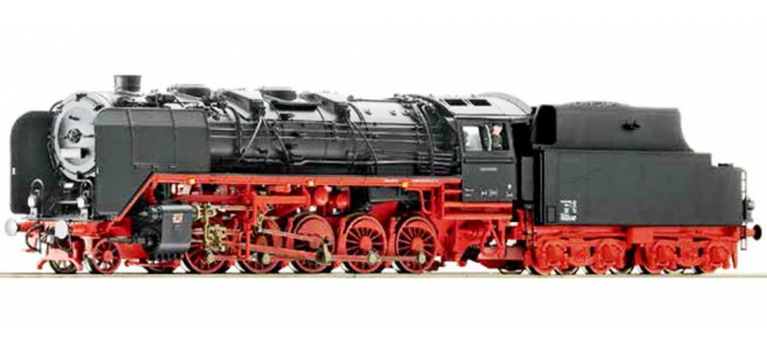 Modélisme ferroviaire - ROCO R 62160 - Locomotive à vapeur sonorisée Br44 DRG