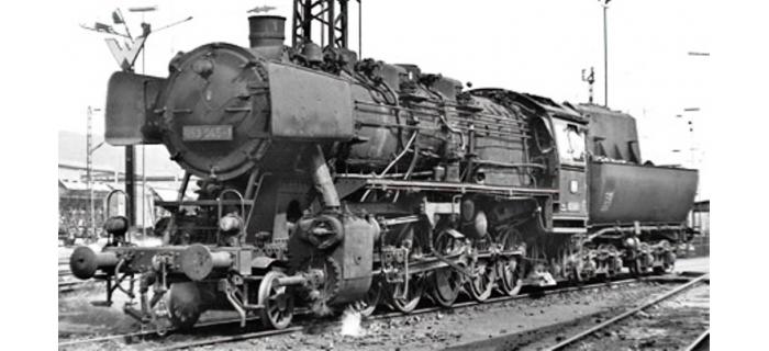 ROCO R62254 - Locomotive à vapeur Br053 DB son
