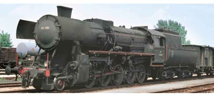 Roco 62287 Locomotive vapeur Rh152 son OBB
