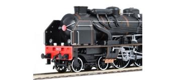 """roco 62304 Locomotive vapeur 231 E 23 (sans """"TIA""""), dépôt Calais"""