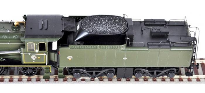 ROCO R62309 - Locomotive à vapeur 231E30 SNCF