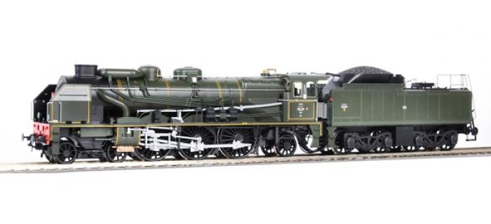 Train électrique : ROCO R62309 - Locomotive à vapeur 231E30 SNCF