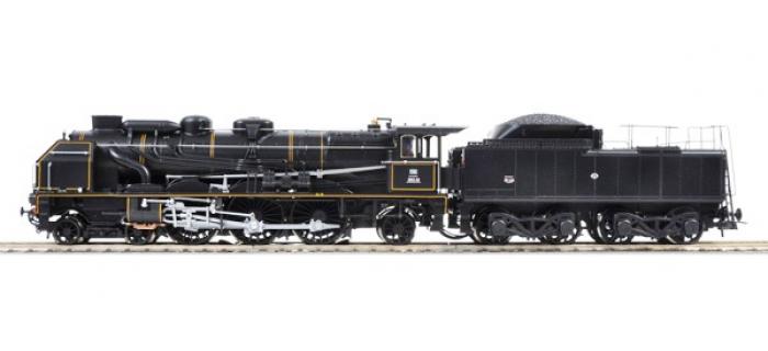 train électrique : ROCO R62311 - Locomotive à vapeur 231E42 SNCF